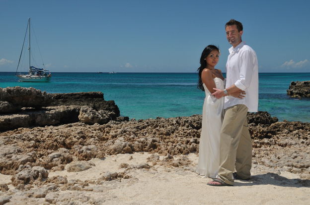 Aruba Engagement Photographer