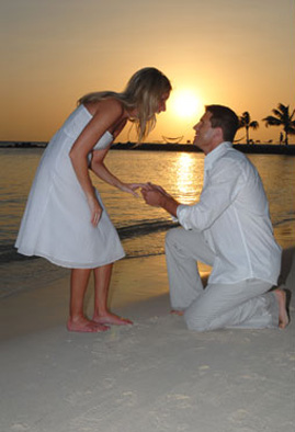 Aruba Proposal Photographer