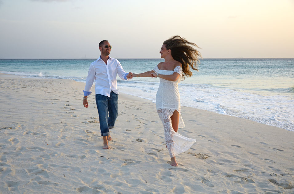Aruba Honeymoon Photographer